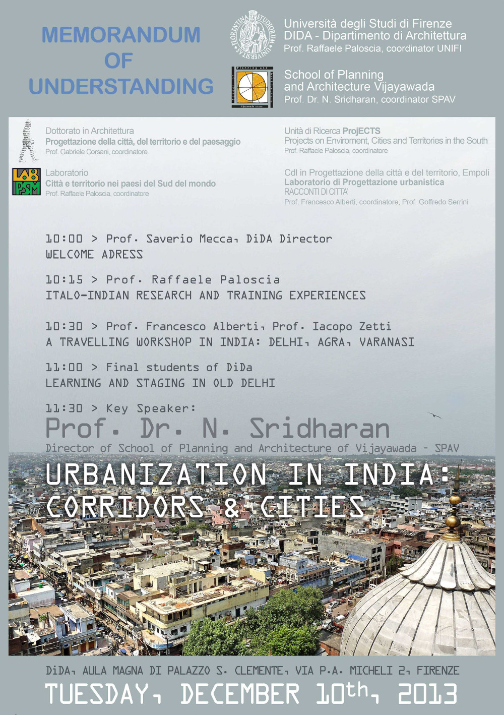 Urbanization in India: corridors & cities